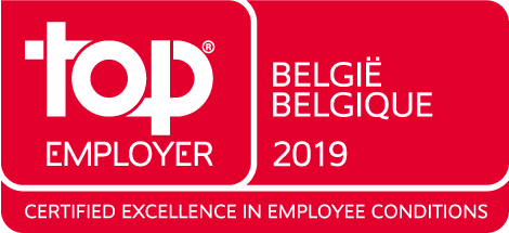 Top Employer Belgium English 2018