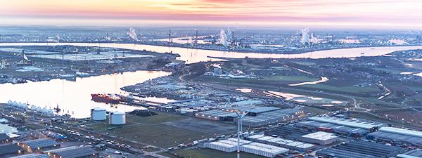 Port Of Antwerp NL