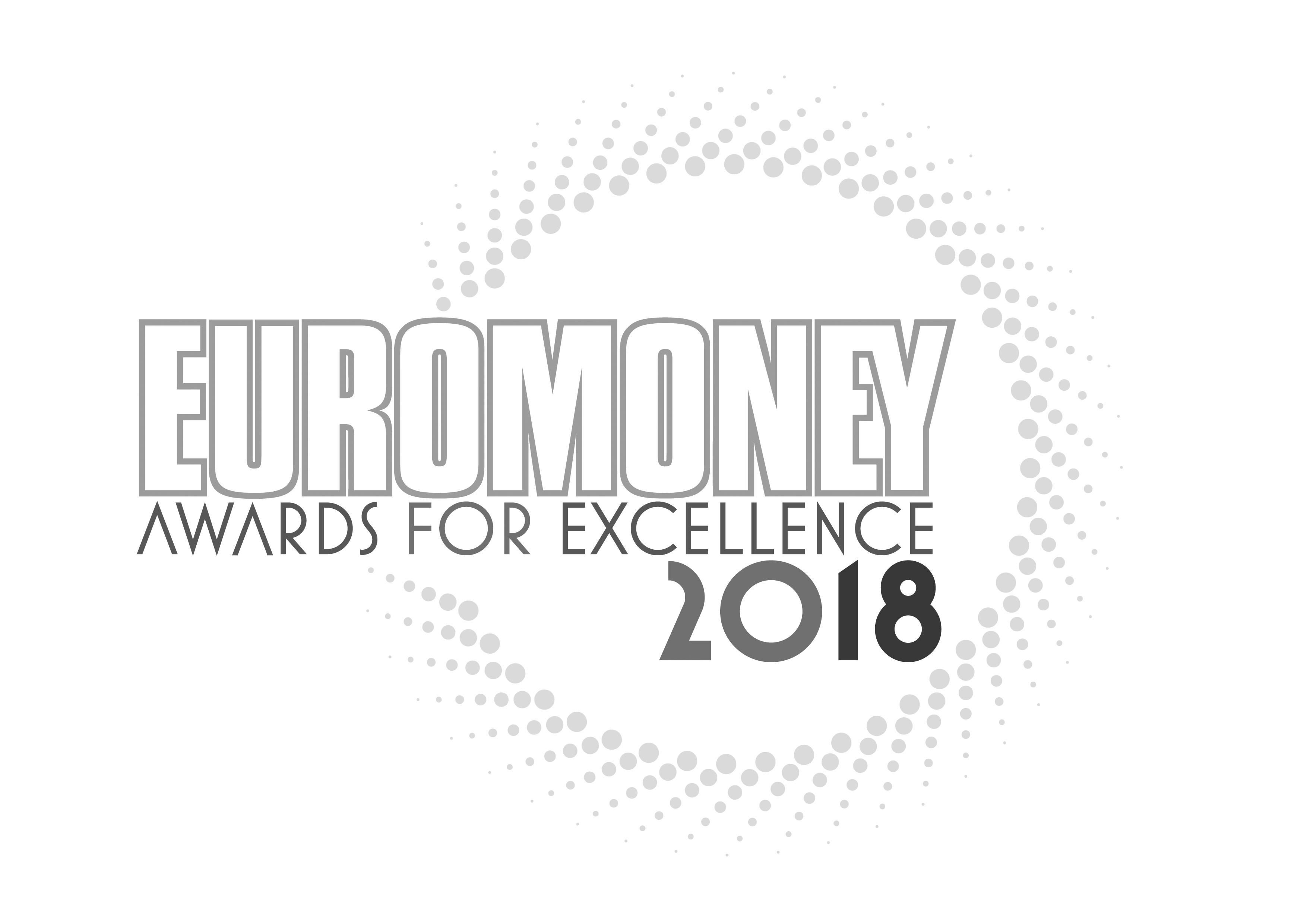 Euromoney Award for Exellence 2018